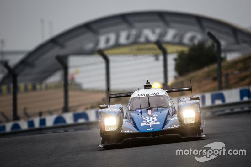 #36 Signatech Alpine - LMP2