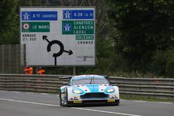 Эндрю Говард, Даррен Тернер, Алекс МакДауэлл, #99 Aston Martin Racing Aston Martin Vantage