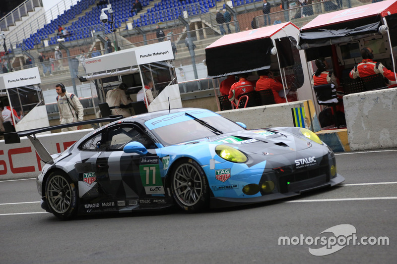 #77 Dempsey-Proton Racing - LMGTE Pro