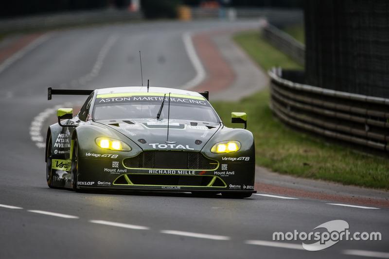 LMGTE Pro: #97 Aston Martin Racing, Aston Martin Vantage