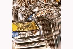 Porsche 959, turbo sequenziale