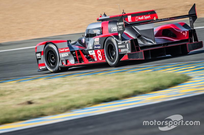 6. LMP1: #8 Audi Sport Team Joest, Audi R18 e-tron quattro