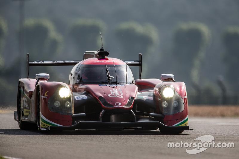 LMP2: #43 RGR Sport by Morand, Ligier JSP2 Nissan
