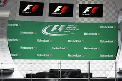 Heineken, marca en el podio