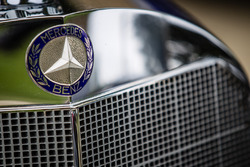 Classic Grand Tour: logo Mercedes-Benz