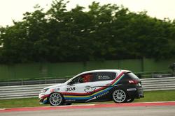 Massimo Arduini, 2T Course & Reglage, Peugeot 308-TCS 1.6