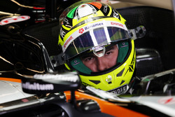 Sergio Perez, Sahara Force India F1 VJM09