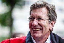 Audi Sport Team Joest Managing Director Ralf Jテシttner