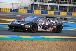 رقم 26 كلاسيك اند مودرن راسينغ فيراري 458 إيطاليا جي تي 3: نيكولا مسلين، ماتيو فكسيفير