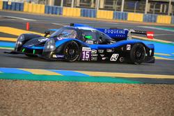 #15 Duqueine Engineering, Ligier JPS3 - Nissan: Thomas Dagoneau, Alexis Kapadia