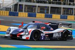 Мартин Брандл, Кристиан Ингленд, #2 United Autosports Ligier JSP3 - Nissan