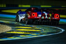 #68 Ford Chip Ganassi Racing, Ford GT: Joey Hand, Dirk Müller, Sébastien Bourdais