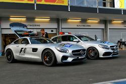 FIA Safety-Car und FIA Medical-Car