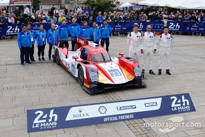 #33: Eurasia Motorsport