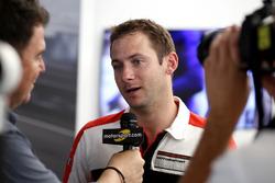 #91 Porsche Motorsport Porsche 911 RSR : Nick Tandy