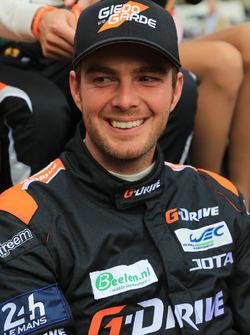 Гидо ван дер Гарде, #38 G-Drive Racing BR01 - Nissan