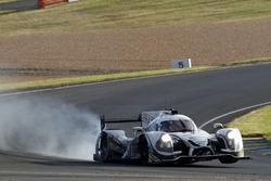 #31 Extreme Speed Motorsports, Ligier JS P2 Nissan: Ryan Dalziel, Chris Cumming, Pipo Derani