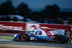 #27 SMP Racing BR01, Nissan: Nicolas Minassian, Maurizio Mediani, Mikhail Aleshin
