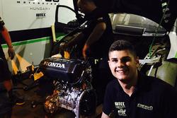 Dániel Nagy, Motore Honda, Honda Civic Zengő Motorsport