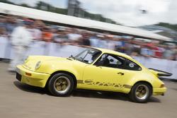 Andrew Prill im Porsche 911 3.0 RS