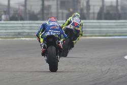 Maverick Viñales, Team Suzuki MotoGP y Valentino Rossi, Yamaha Factory Racing