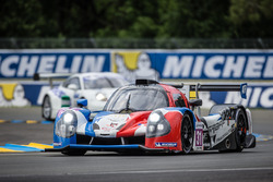 #31 Graff, Ligier JPS3 - Nissan: Paul Petit, Jean-Claude Poirier