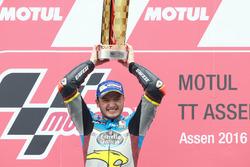 Podium: pemenang Jack Miller, Marc VDS Racing Honda