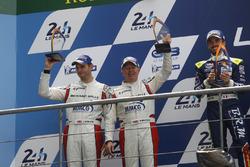 LMP3: peringkat kedua Martin Brundle, Christian England, United Autosports