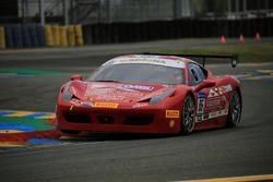 #86 Rossocorsa - Pellin Racing Ferrari 458 Challenge Evo: Alberto Cola