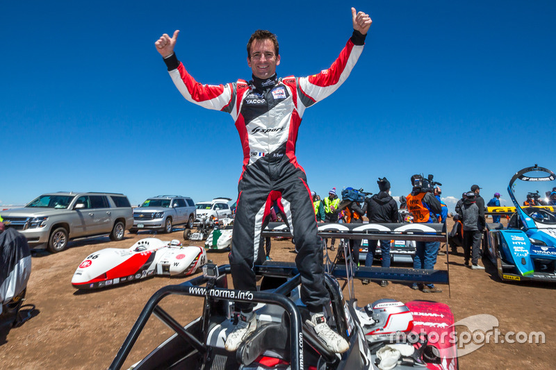 Pikes Peak: Sieger Romain Dumas