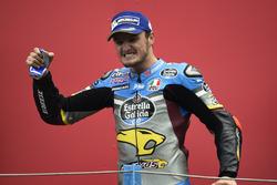 Podio: il vincitore Jack Miller, Marc VDS Racing Honda