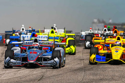 Start: Will Power, Team Penske, Chevrolet, führt