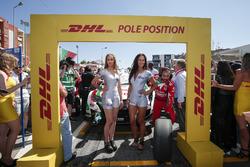 Pole, Tiago Monteiro, Honda Racing Team JAS, Honda Civic WTCC