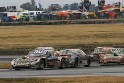 Gabriel Ponce de Leon, Ponce de Leon Competicion Ford, Martin Ponte, Nero53 Racing Dodge, Mariano Altuna, Altuna Competicion Chevrolet
