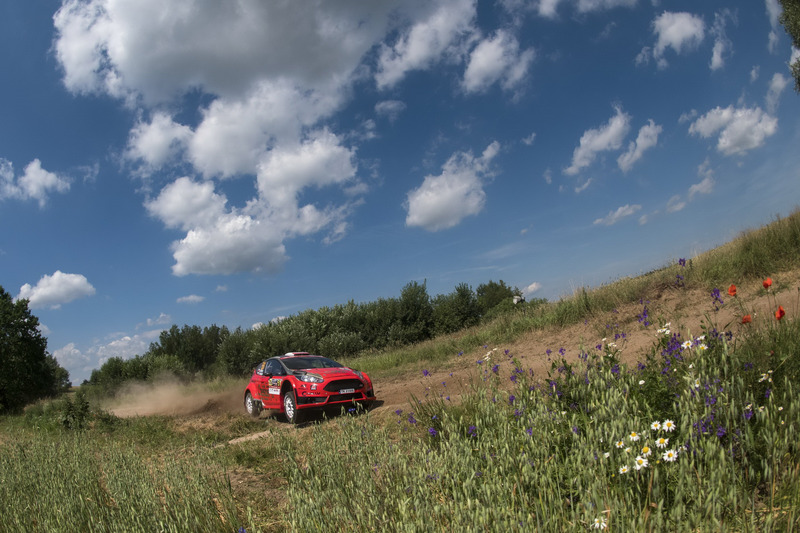 Jaroslaw Koltun, Ireneusz Pleskot, Ford Fiesta R5