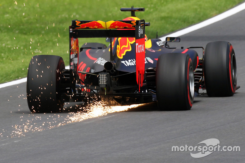 5. Daniel Ricciardo, Red Bull Racing RB12