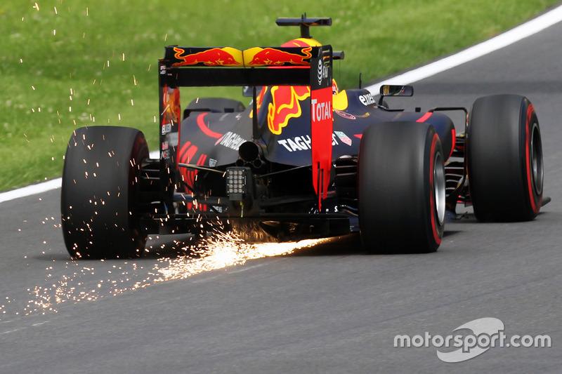 F1, Hockenheim 2016: Daniel Ricciardo, Red Bull RB12