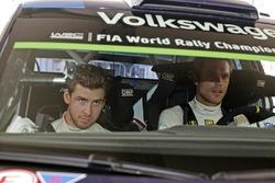 Андерс Ягер, Андреас Міккельсен, Volkswagen Polo WRC, Volkswagen Motorsport