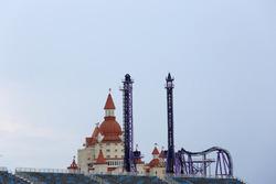 Ambiente en Sochi