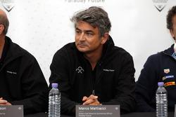 Conferenza stampa Dragon Racing: Marco Matiacci