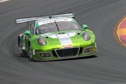 #540 Black Swan Racing Porsche GT3 R: Tim Pappas, Nicky Catsburg, Andy Pilgrim