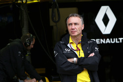 Bob Bell Renault Sport F1 Team Chief Technical Officer