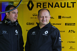 Frederic Vasseur Renault Sport F1 Team Racing Director