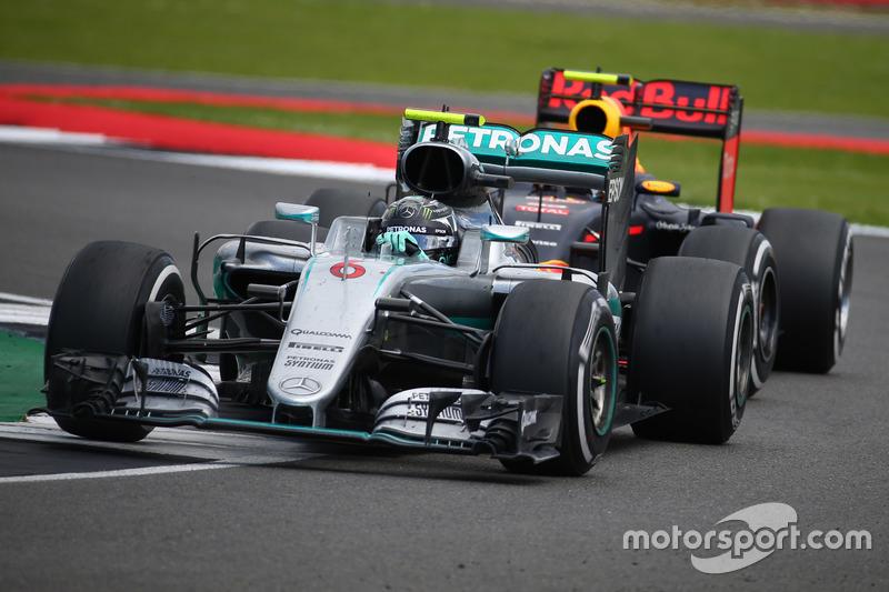 Großbritannien, Silverstone: Platz 3 nach Zeitstrafe