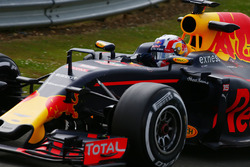 П'єрр Гаслі, тест-пілот Red Bull Racing RB12
