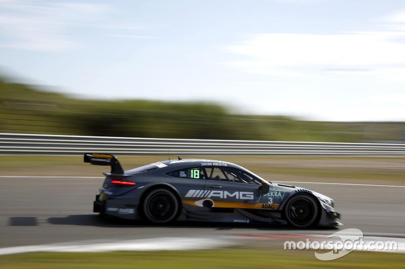 5. Paul Di Resta (Mercedes)
