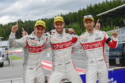 Race winners #46 Thiriet by TDS Racing Oreca 05 - Nissan: Pierre Thiriet, Mathias Beche, Ryo Hirakama