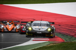 #88 Proton Competition, Porsche 911 RSR: Matteo Cairoli, Gianluca Roda, Christian Ried