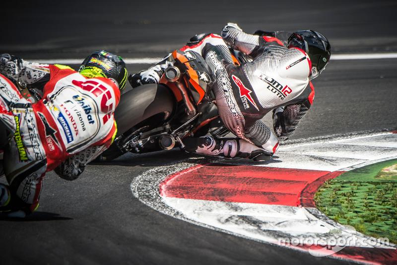 Thomas Luthi, KTM RC 16
