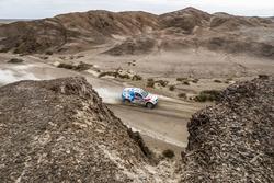 #118 BMW X3 CC: Piotr Beaupre, Jacek Lisicki